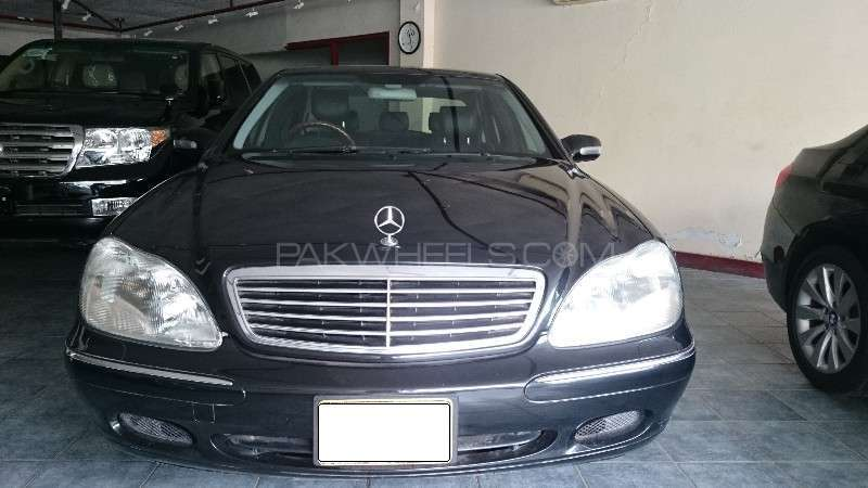 Mercedes benz s class s 320 2002 for sale in karachi for Mercedes benz 2002 s500 for sale