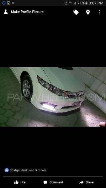 Honda Civic VTi Oriel Prosmatec 1.8 i-VTEC 2013 Image-10
