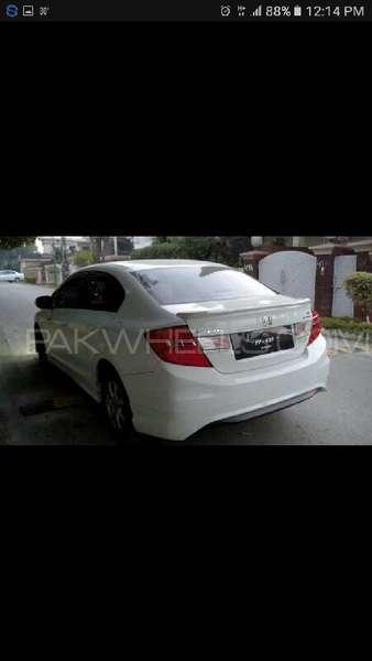 Honda Civic VTi Oriel Prosmatec 1.8 i-VTEC 2013 Image-12
