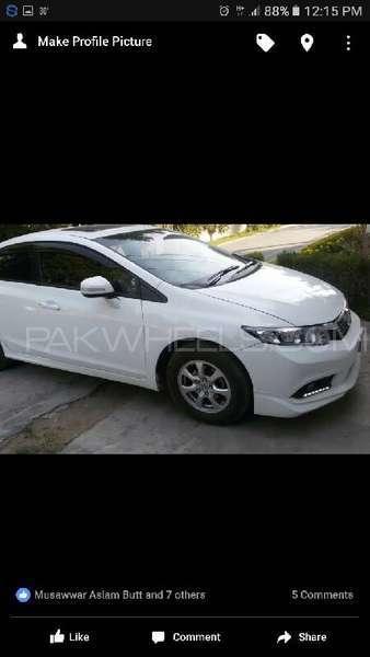 Honda Civic VTi Oriel Prosmatec 1.8 i-VTEC 2013 Image-13