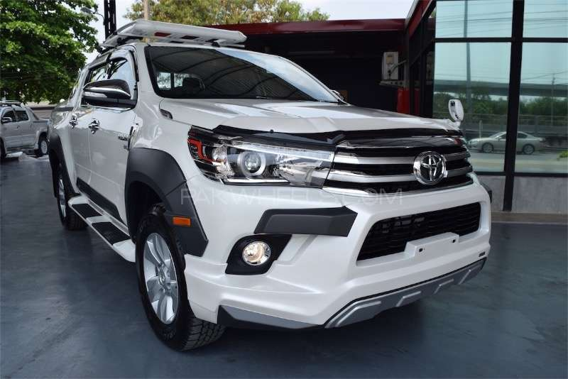 Toyota Cars Company Pakistan