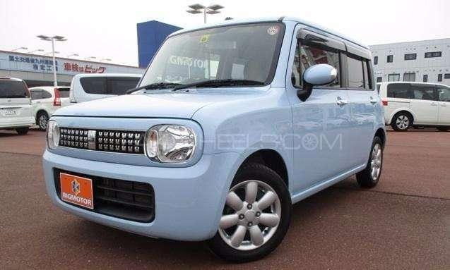 Suzuki Alto Lapin 2013 Image-1