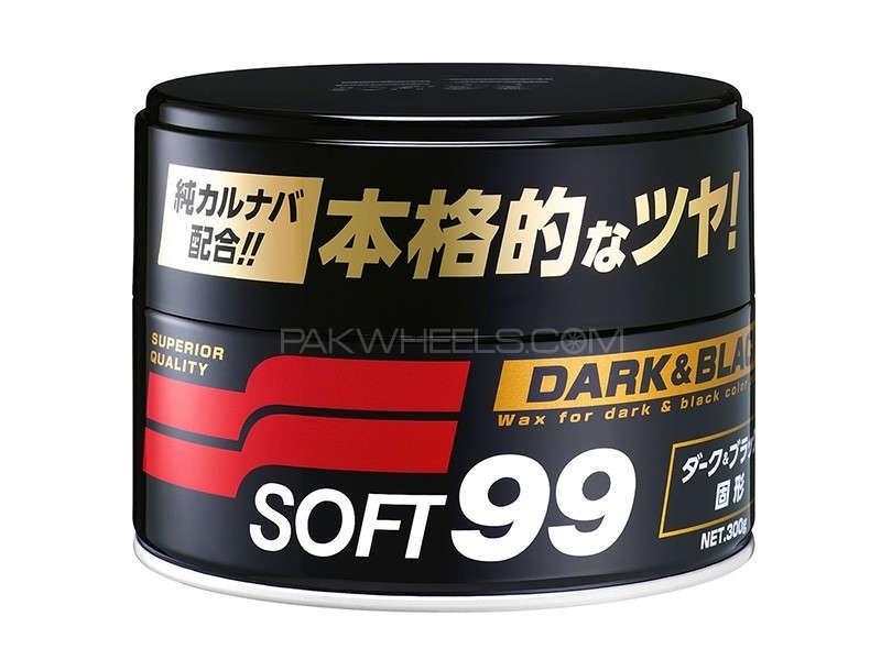 Soft 99 Dark & Black Wax Image-1