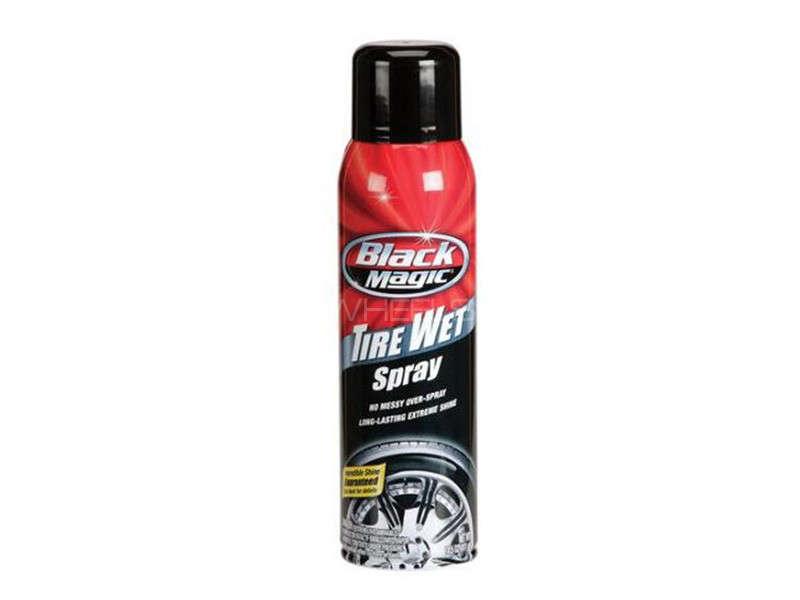 Black Magic Tire Wet Spray Image-1