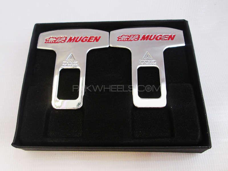 Seat Belt Buckle - Mugen Image-1