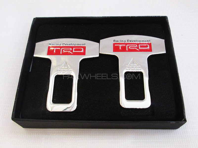 Seat Belt Buckle - TRD Image-1