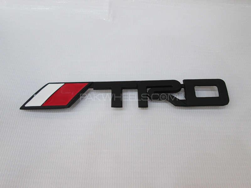 Grill Emblem - TRD  Image-1