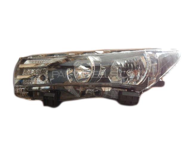 Toyota Corolla 2014-2016 Genuine Head Light Image-1