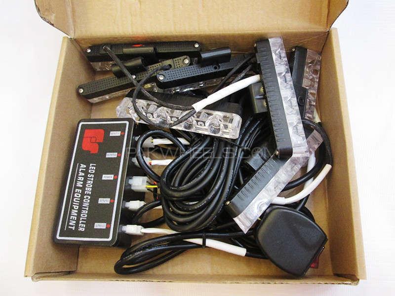 police light for grill 112 8 for sale in lahore car. Black Bedroom Furniture Sets. Home Design Ideas