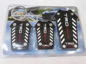 Brake Pedal Covers TRD - SC-050 in Lahore