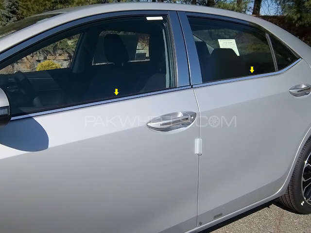 Window Trim Corolla 2010 Image-1