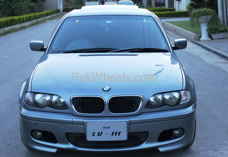 Bmw 3 Series 318i 2004 For Sale In Rawalpindi Pakwheels