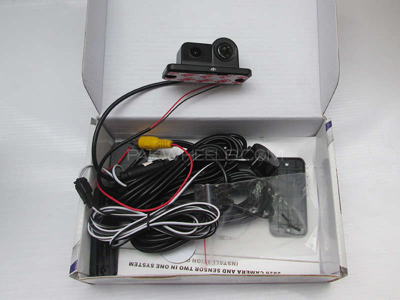 Parking Assistant Camera 2 in 1 - TW Image-1
