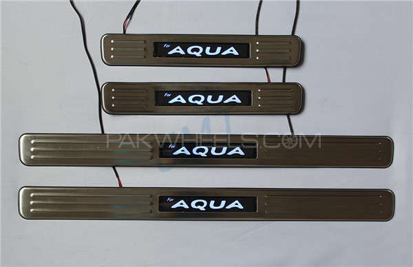 Sill Plate Cover For Aqua  Image-1