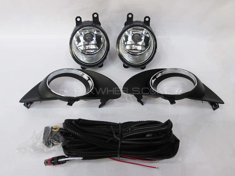 Toyota Vitz 2014 Fog Lamp DLAA TY496 - H11 12V 55W Image-1