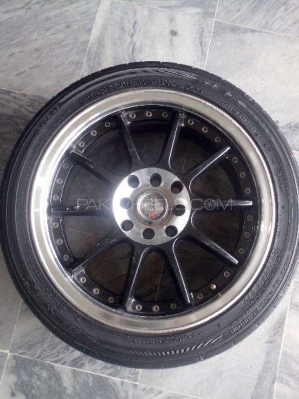 Alloy Rims In Affordable Price   Image-1