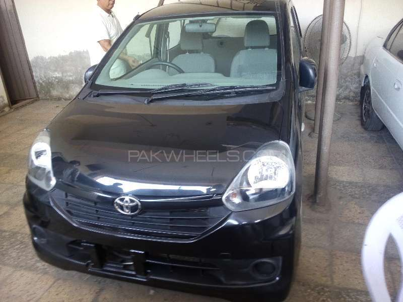 Toyota Pixis Epoch D 2014 Image-1