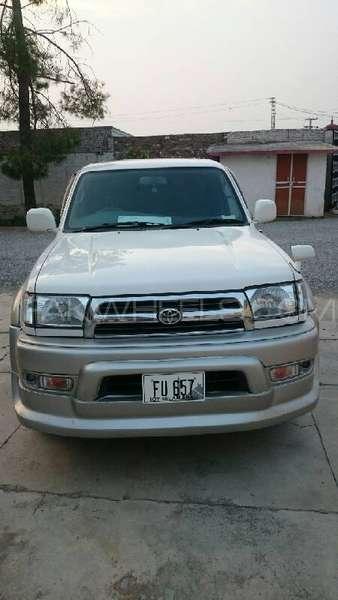 Toyota Surf SSR-X 3.4 1998 Image-2