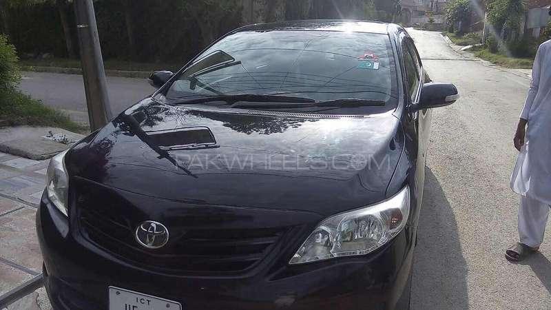 Toyota Corolla GLi 1.3 VVTi 2011 Image-10