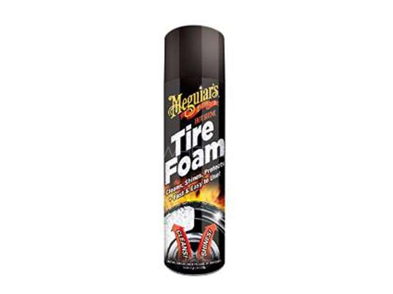 Meguiar's Hot Shine Tire Foam 19oz Image-1