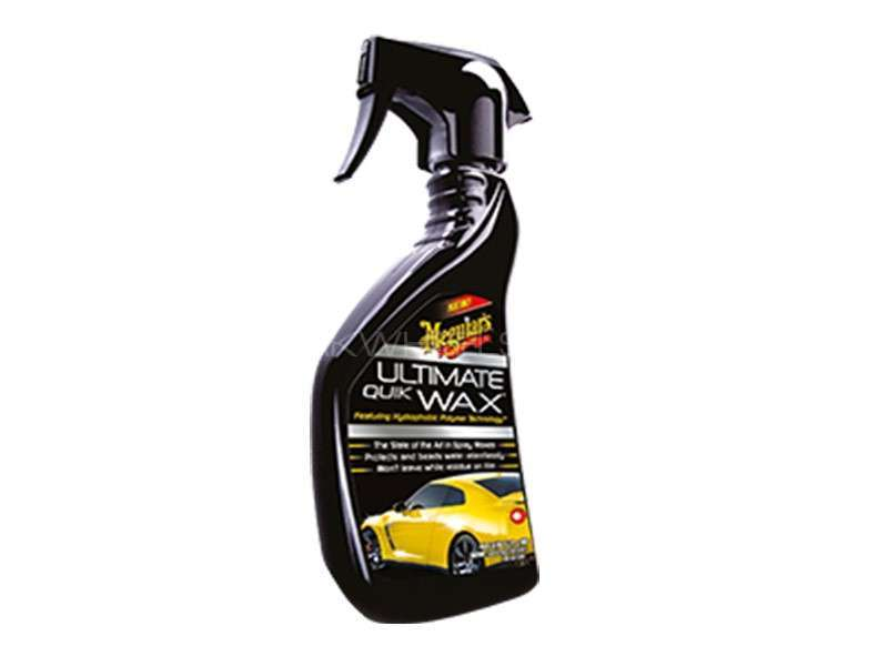 Meguiar's Ultimate Quick Wax 473ml - G17516 Image-1