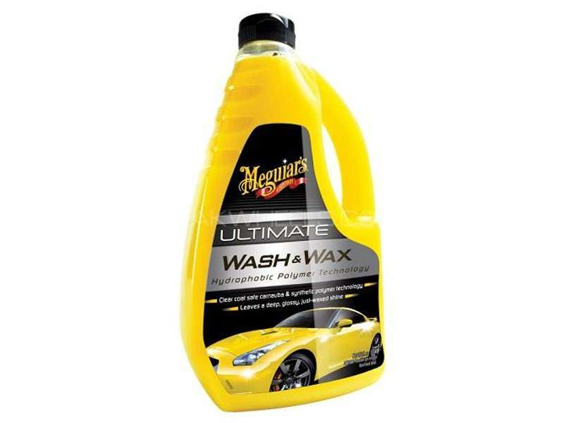Meguiar's Ultimate Wash and Wax 1420ml - G17748 Image-1