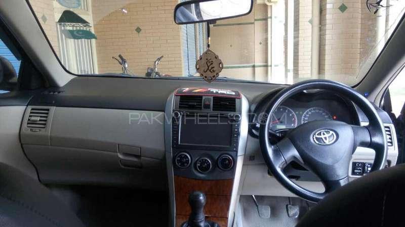 Toyota Corolla GLi 1.3 VVTi 2011 Image-15