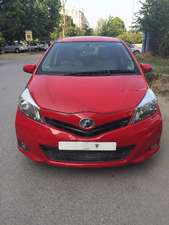 Toyota Vitz F 1.3 2011 for Sale in Islamabad