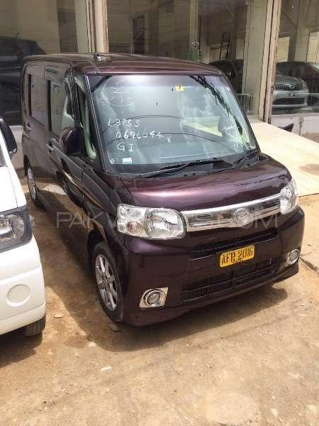 Daihatsu Tanto Custom X SA 2013 Image-1