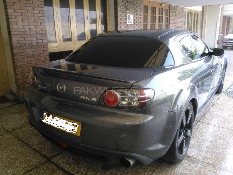 Mazda RX8 Type S 2007 Image-13