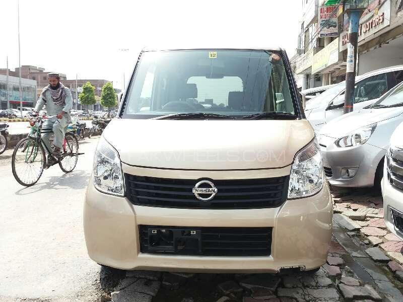 Nissan Roox X 2011 Image-1