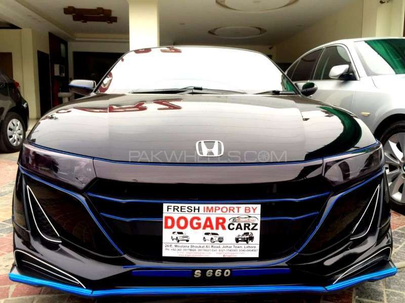 Honda Cr X 2015 Image-1