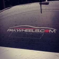 PakWheels Stickers - Pack of 5 in Lahore