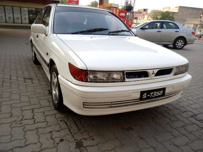 mitsubishi lancer gl 1991 for sale in lahore pakwheels. Black Bedroom Furniture Sets. Home Design Ideas