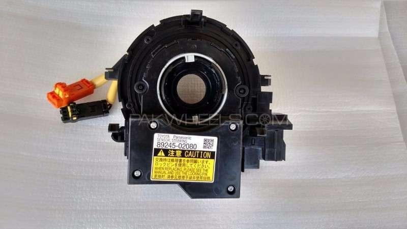 Toyota Axio Hybrid Clock Spring Angel Sensor Image-1