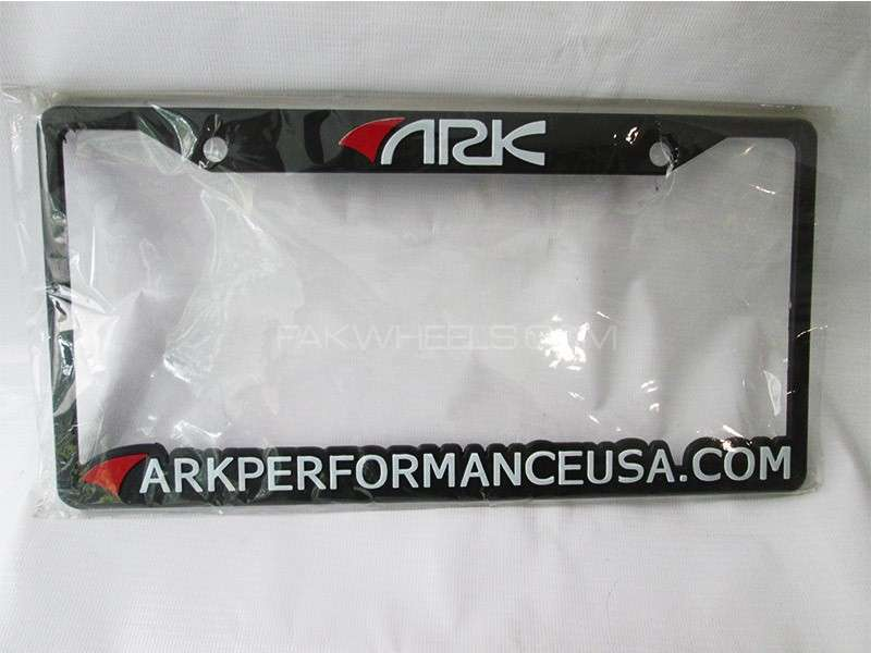 ARK Number Plate Frame Image-1