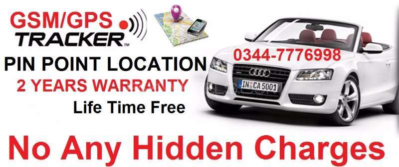 Car Tracker 2 years warranty life time free Image-1