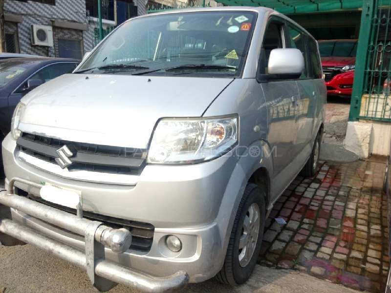 Used Suzuki APV 2007 Peshawar | Car for Sale