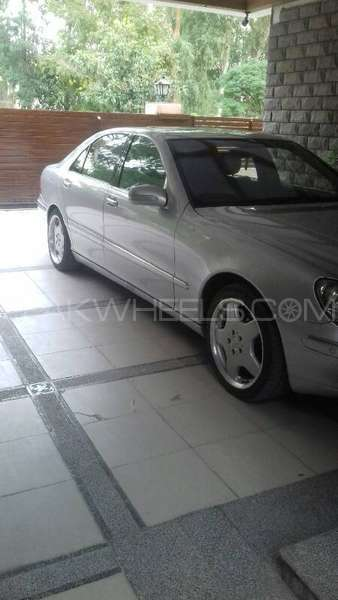 Mercedes Benz S Class S 320 2003 Image-1