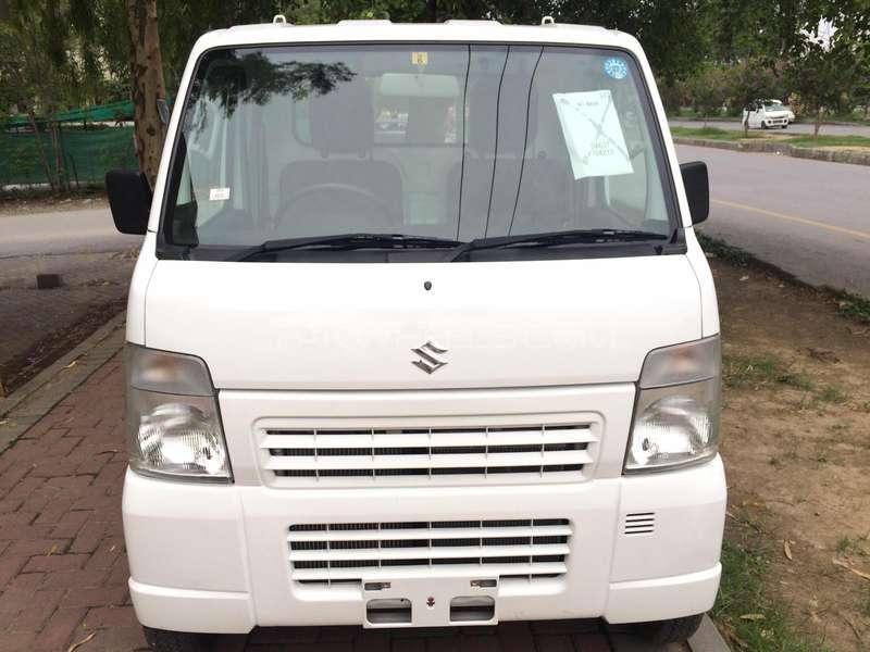 Suzuki Carry 2012 Image-1