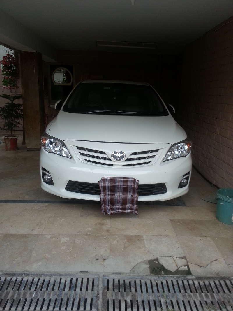 Toyota corolla altis sr 1 6 2013