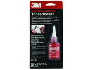 3M™ 08730 Ultra High Strength Threadlock 10 ML RED GUMBY in Lahore