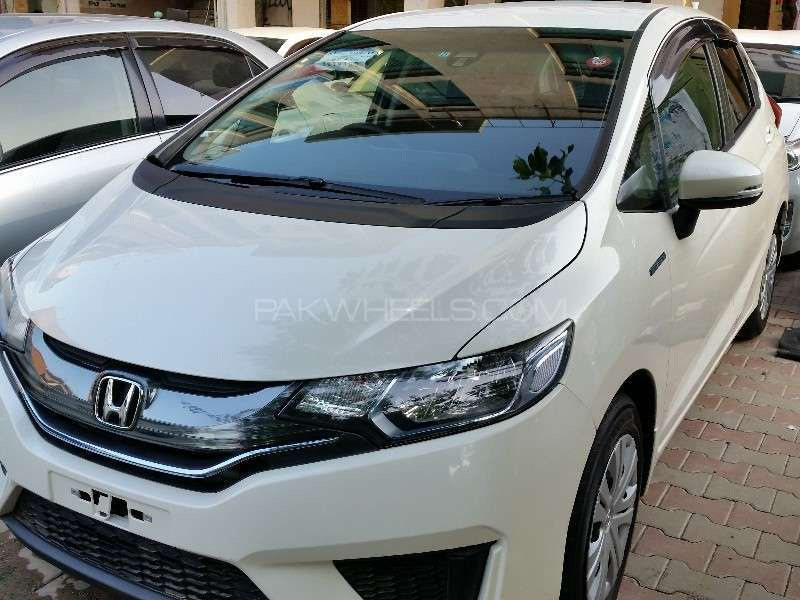 Honda Fit Hybrid Base Grade 1.5 2013 Image-1