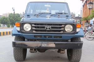 Toyota Land Cruiser RKR 1988 for Sale in Lahore