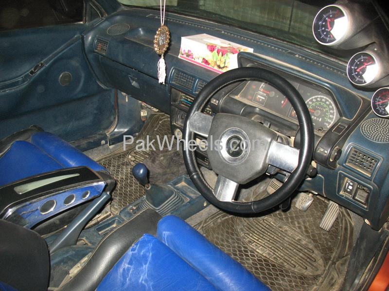 Daihatsu Charade 1987 Image-3