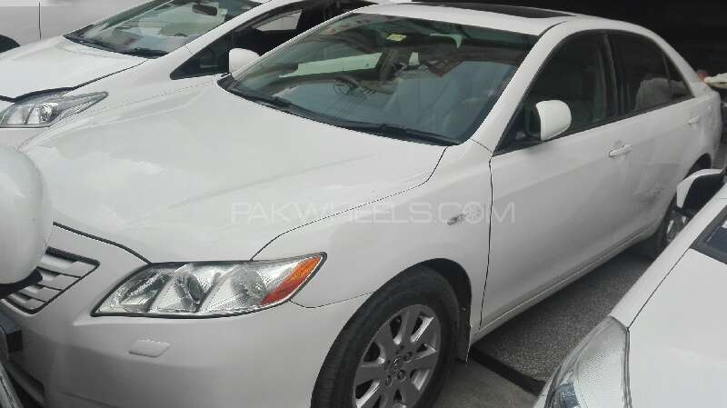 Toyota Camry G 2008 Image-1