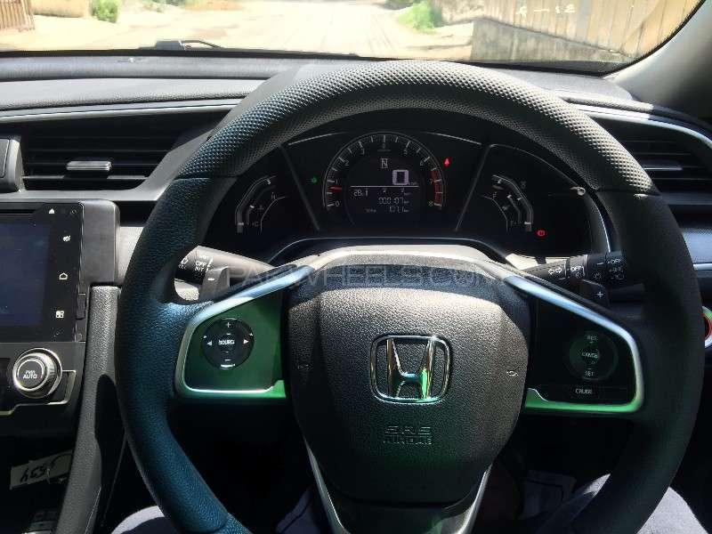 Honda Civic 2016 For Sale In Islamabad Pakwheels