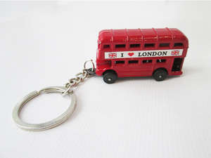 Key Chain - London Bus in Lahore