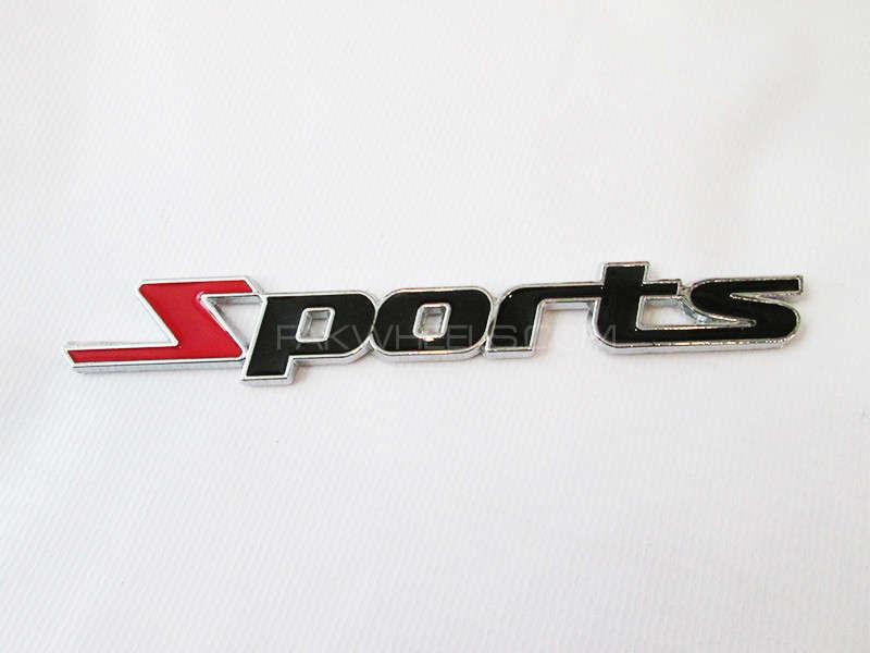 Emblem - Sports  Image-1