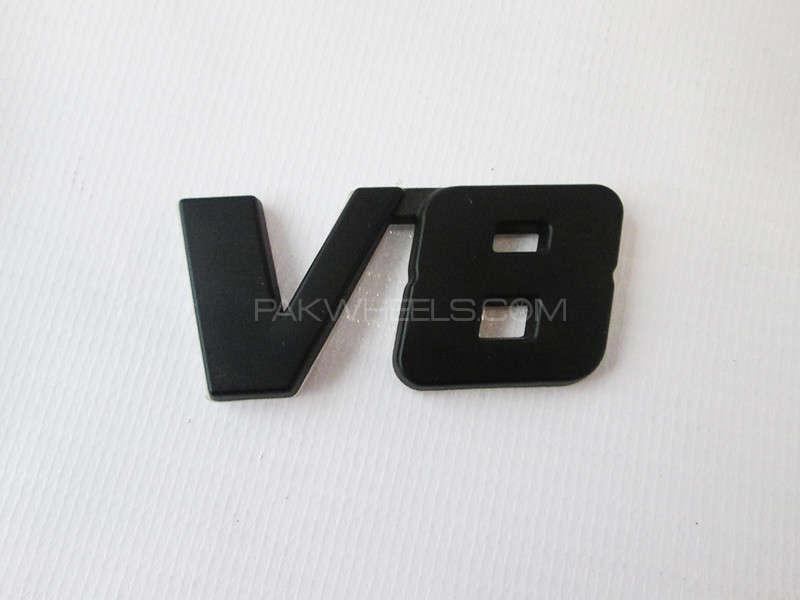 Emblem - V8  Image-1
